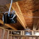 Ceiling wiring